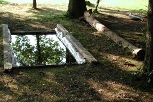 Naturtrail - Wassergraben