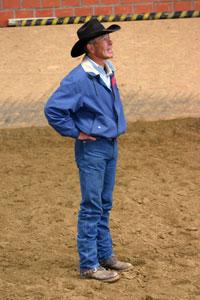 Wayne Meason - ein Verfechter des Versatility Ranch Horses